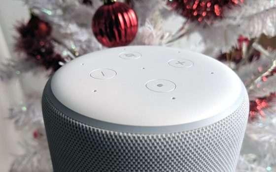 Quanti Amazon Echo sotto l'albero e Alexa inciampa