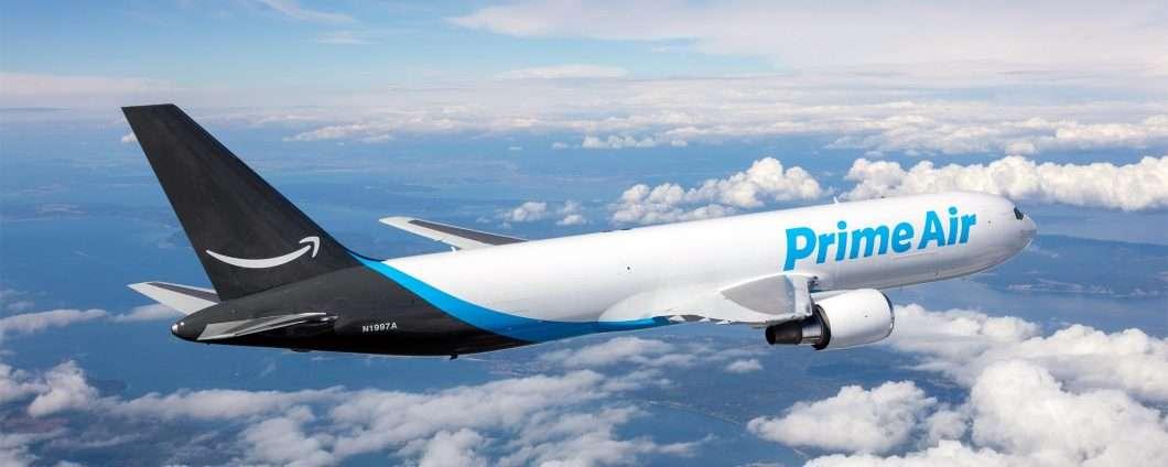 Dieci nuovi Boeing 767 per la flotta Amazon Air