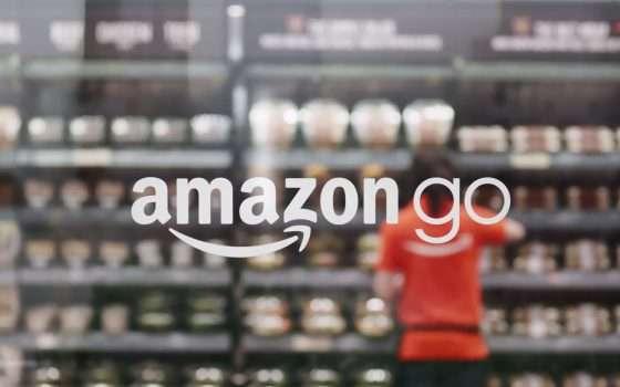 Amazon Go: negozi senza cassa, sempre più grandi