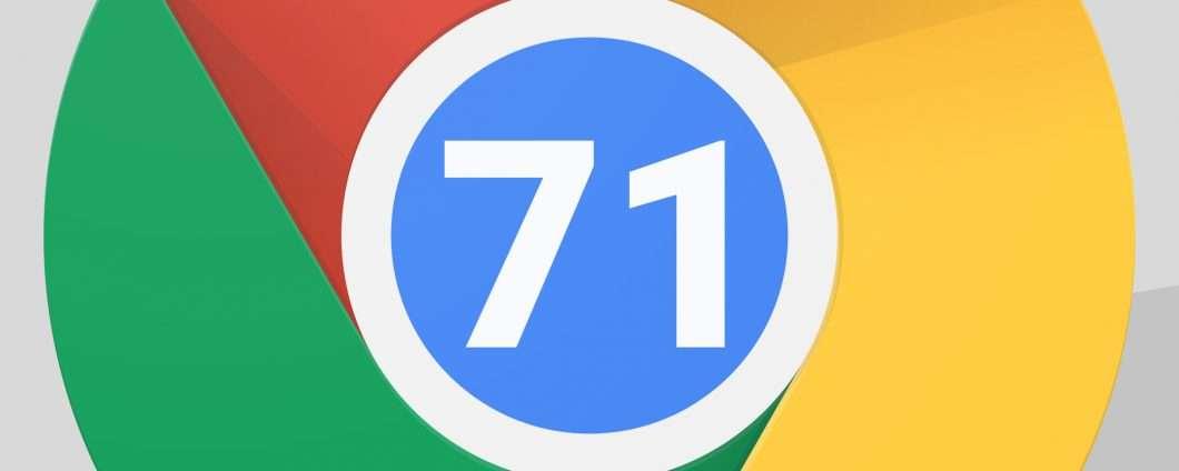 Chrome 71 in download: le novità del browser