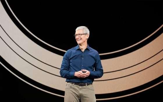 Apple pubblica il nuovo Rapporto sulla Trasparenza