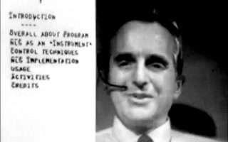 La visione di Doug Engelbart compie 50 anni