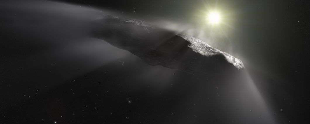 Abbiamo trovato gli alieni su Oumuamua (forse no)