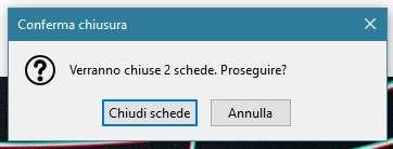Firefox 64: gestione simultanea di più schede