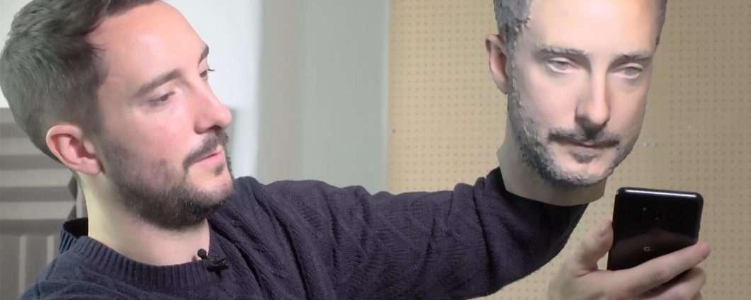 Smartphone: il riconoscimento facciale è sicuro?