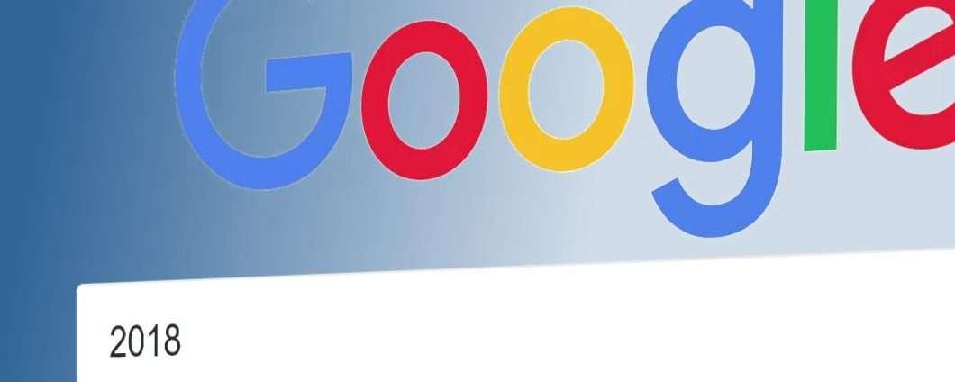 Google, cosa hanno cercato gli italiani nel 2018