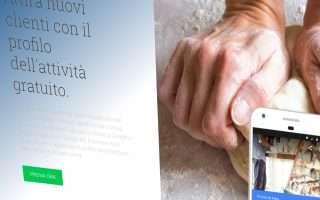 La bottega del futuro: Google per le microaziende