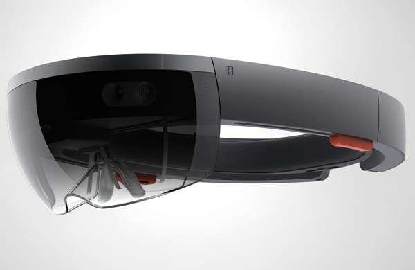Il visore Microsoft HoloLens