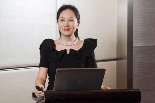 Meng Wanzhou, Chief Financial Officer di Huawei