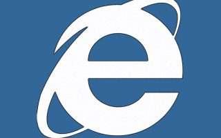 Internet Explorer, nuovo improvviso update