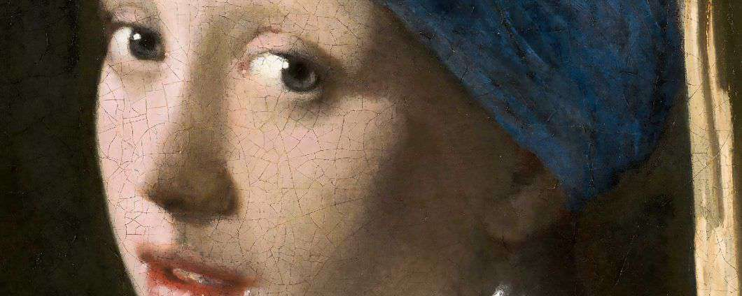 Le opere di Jan Vermeer su Google Arts & Culture