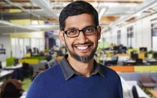 Sundar Pichai: Ok Google, rispondi al Congresso USA