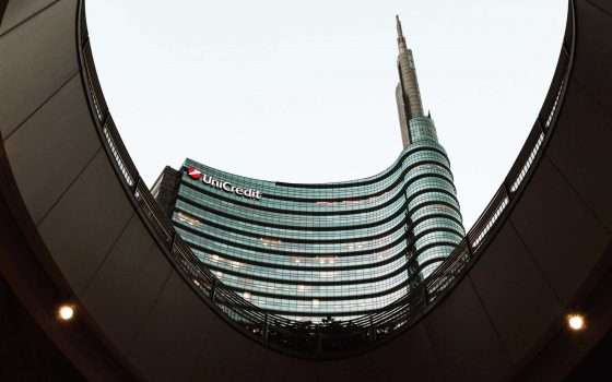 Unicredit, arriva la sanzione del Garante Privacy