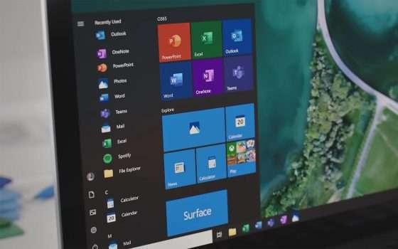 Un restyling delle icone anche per Windows 10?