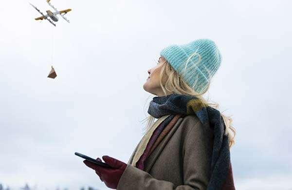 Wing, il progetto di Google-Alphabet per le consegne con i droni