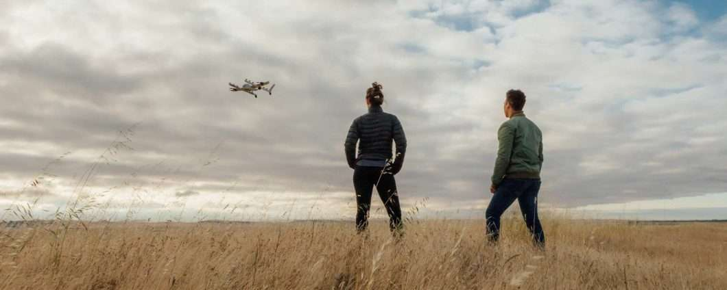 I droni Wing per le consegne arrivano in Finlandia