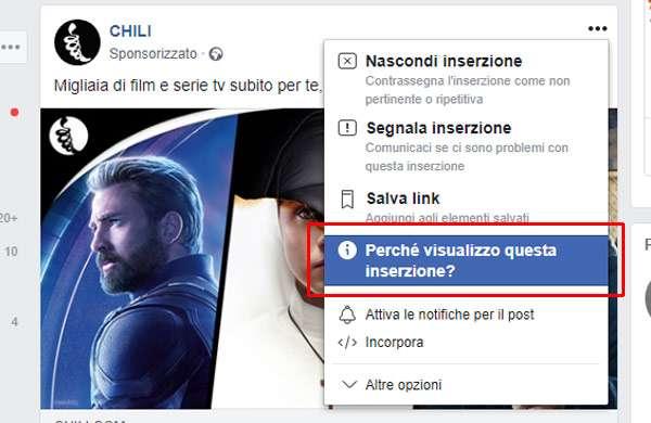 Facebook: advertising