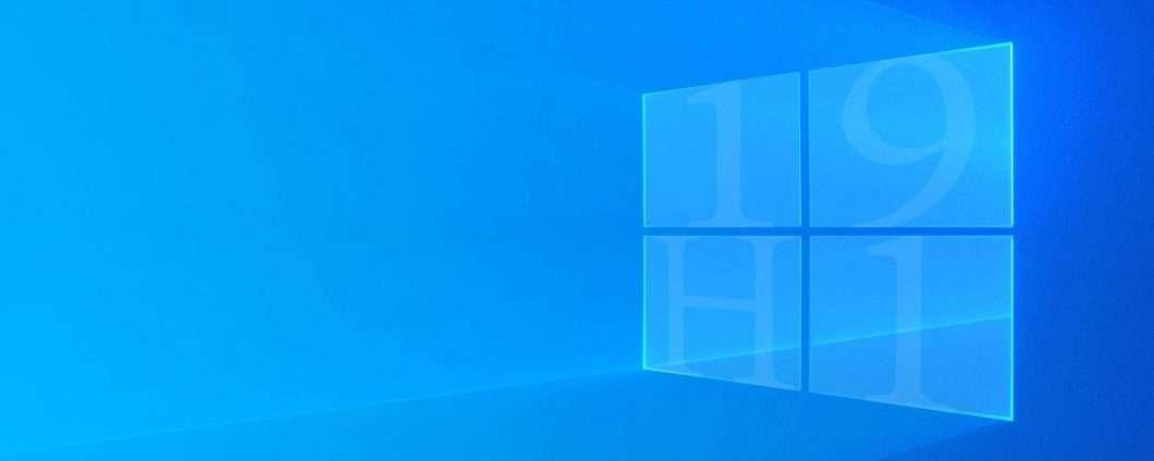 Windows 10 19H1: la build 18317 agli Insider