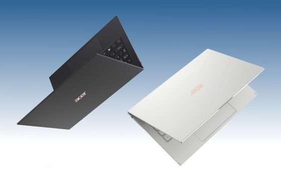 Acer Swift 7: la cornice è ultrasottile