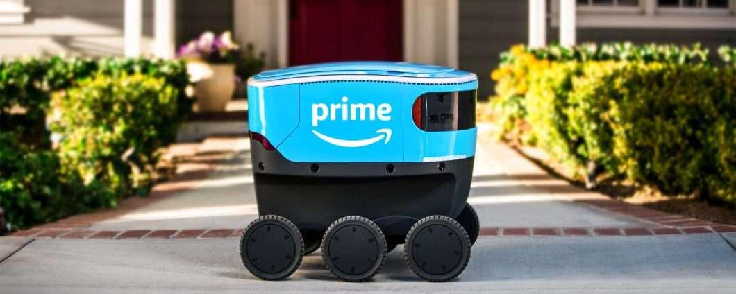 I prodotti comprati su Amazon li porterà Scout