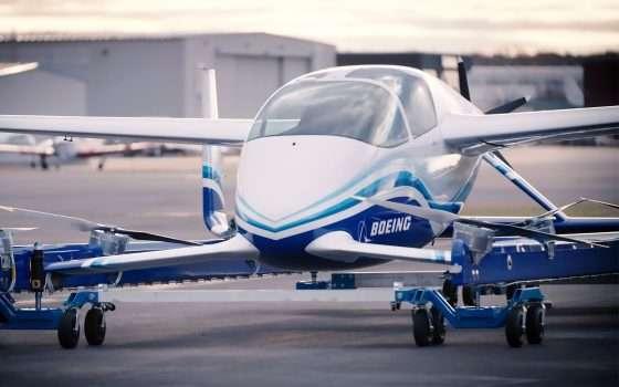 Boeing: self-driving taxi volante, buona la prima