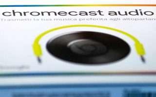Il dongle Chromecast Audio di Google al capolinea