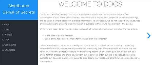 Distributed Denial of Secrets