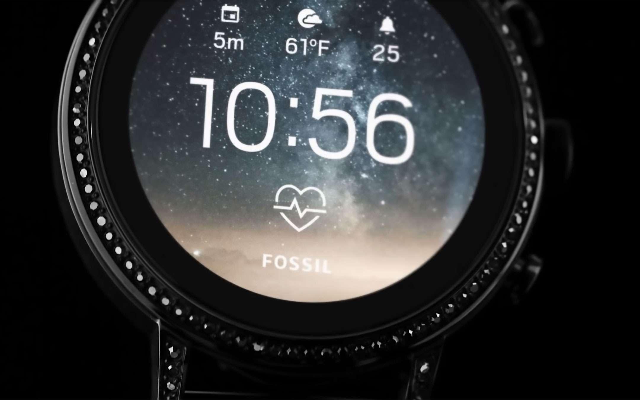 A Google la tecnologia di Fossil per gli smartwatch