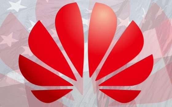 Gli smartphone e il 5G di Huawei sono America-Free