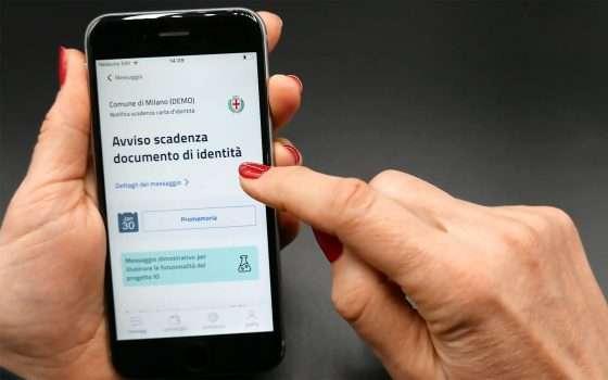 IO, l'app per i servizi pubblici in Closed Beta