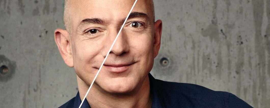 Jeff Bezos divorzia da MacKenzie Tuttle