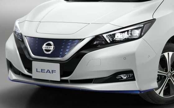 Auto elettriche: ecco la nuova Nissan LEAF 3.ZERO