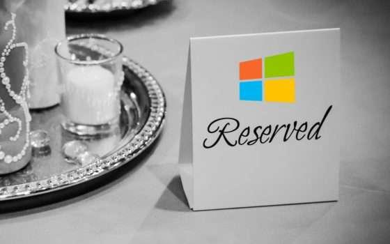 Windows 10 vuole più spazio sull'hard disk