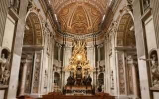 I Led OSRAM ridisegnano la Basilica di San Pietro