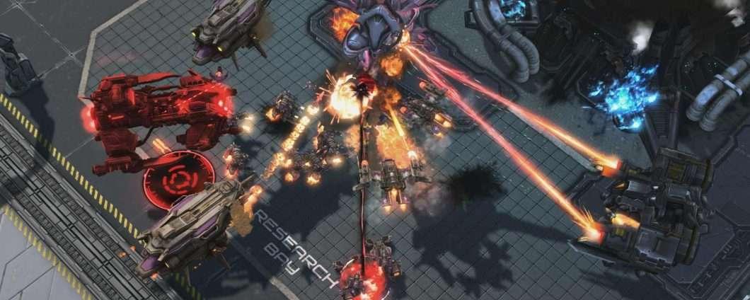 L'IA di DeepMind gioca a StarCraft 2 (e vince)