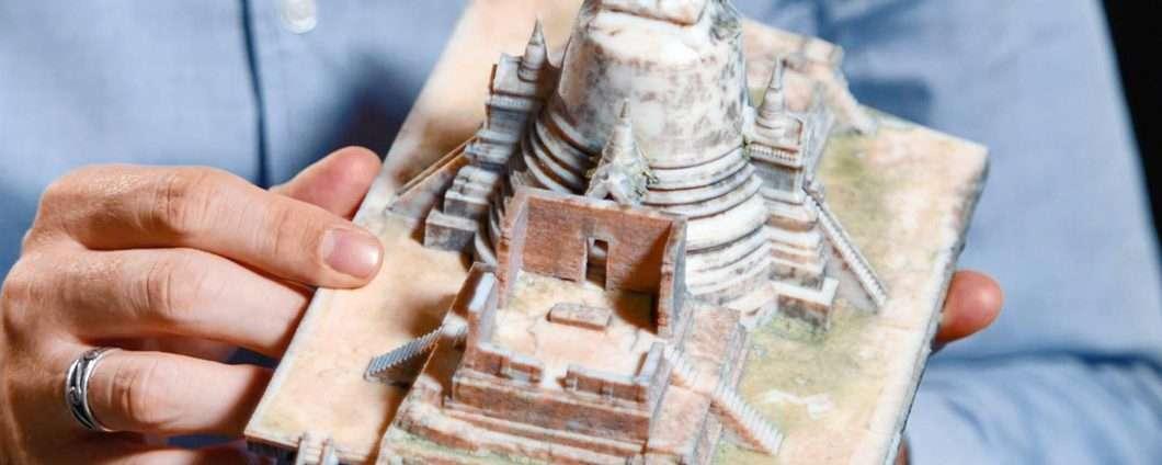 La stampa 3D per preservare memoria e cultura