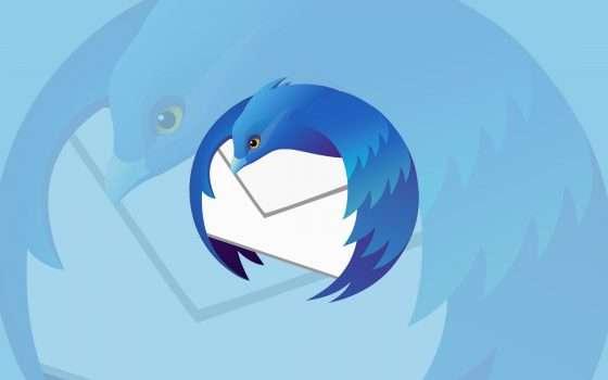 In arrivo la prossima evoluzione di Thunderbird