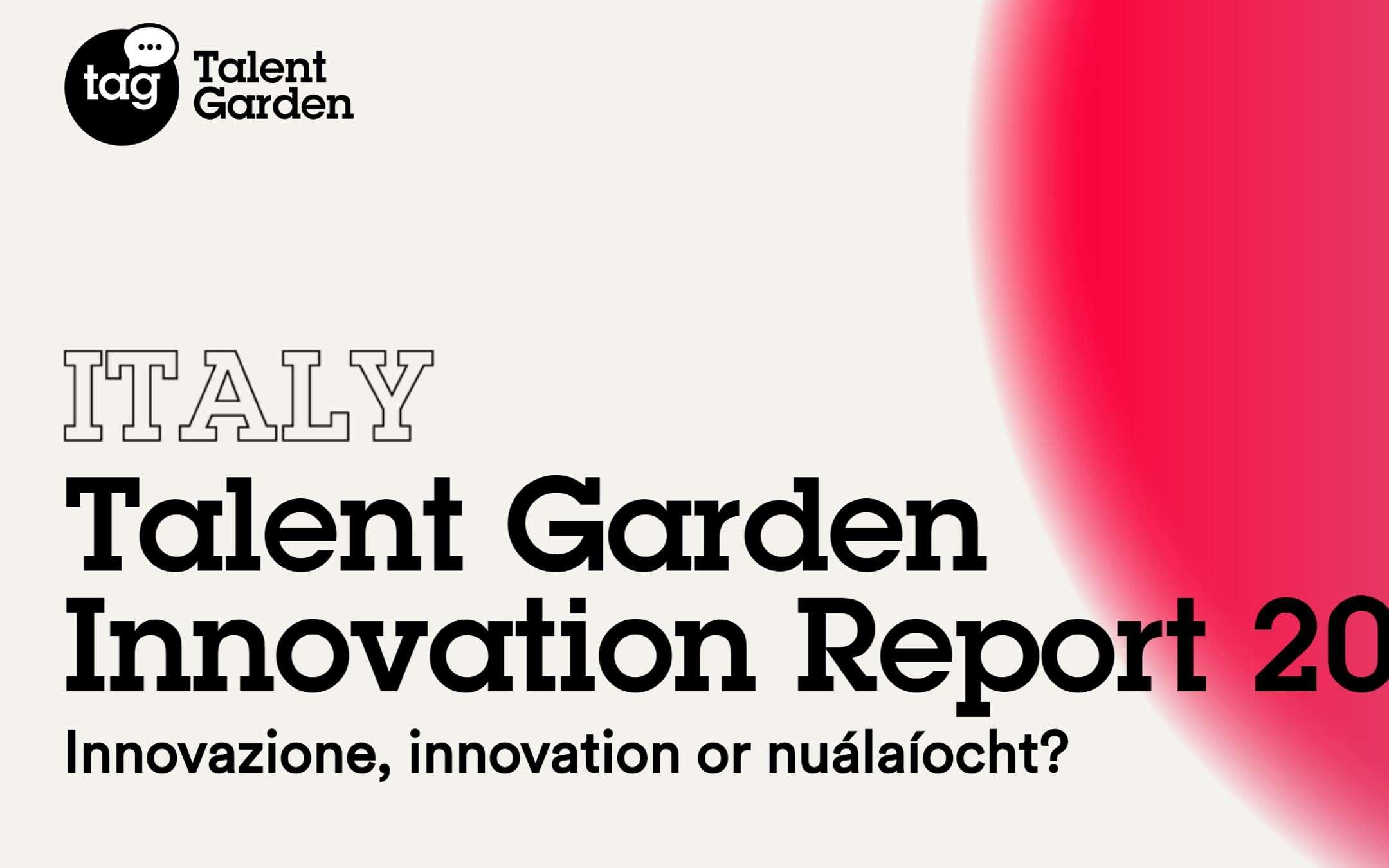 Talent Garden Innovation Report