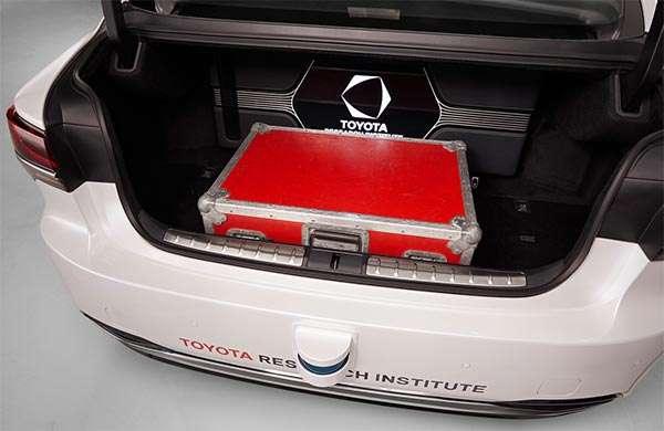 Toyota, la piattaforma P4 per la guida autonoma