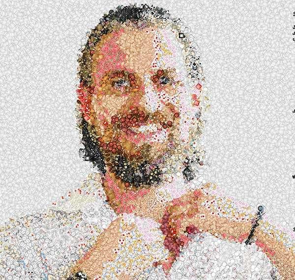Emoji Mosaic trasforma la propria foto in un mosaico di emoji
