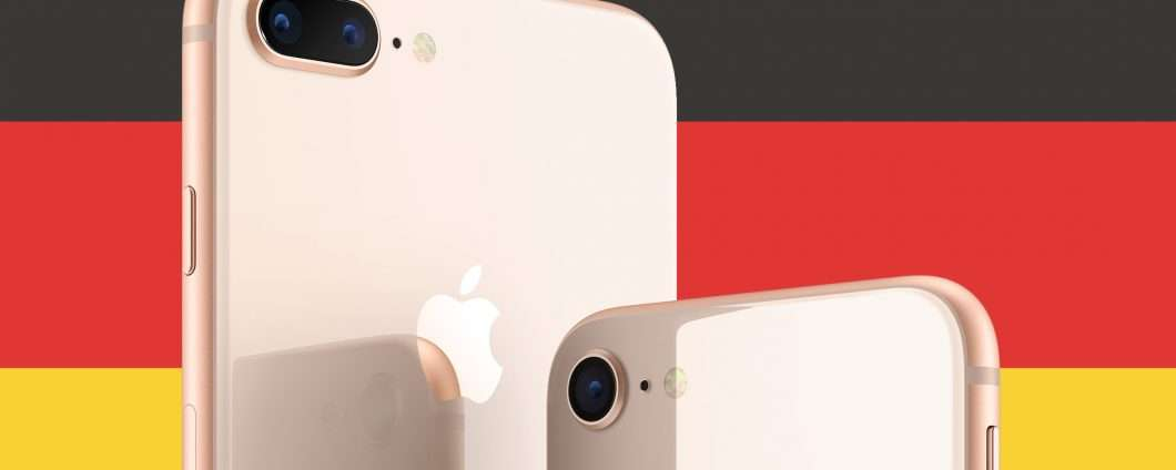 iPhone 7 e 8 tornano in Germania, solo con Qualcomm