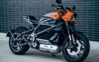 LiveWire e le moto elettriche di Harley-Davidson