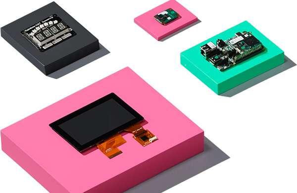 Gli starter kit di Android Things