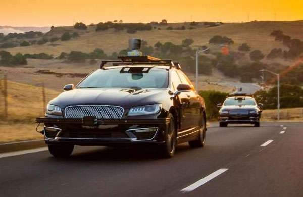 La self-driving car di Aurora