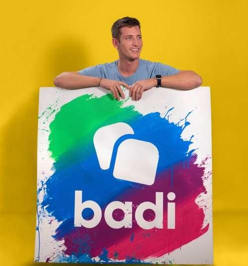 Carlos Pierre, CEO Badi