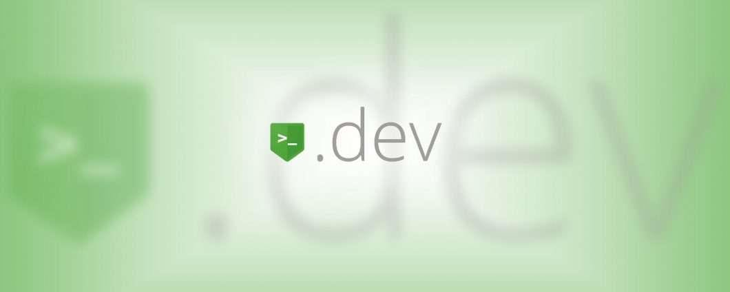 .Dev, l'estensione di dominio per sviluppatori