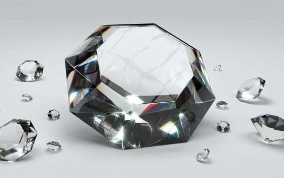 Huawei e Miraj Diamond Glass: il vetro di Akhan