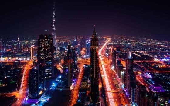 L'aeroporto di Dubai bloccato per un drone