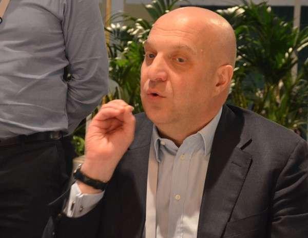 Federico Rigoni, amministratore delegato Ericsson Italia