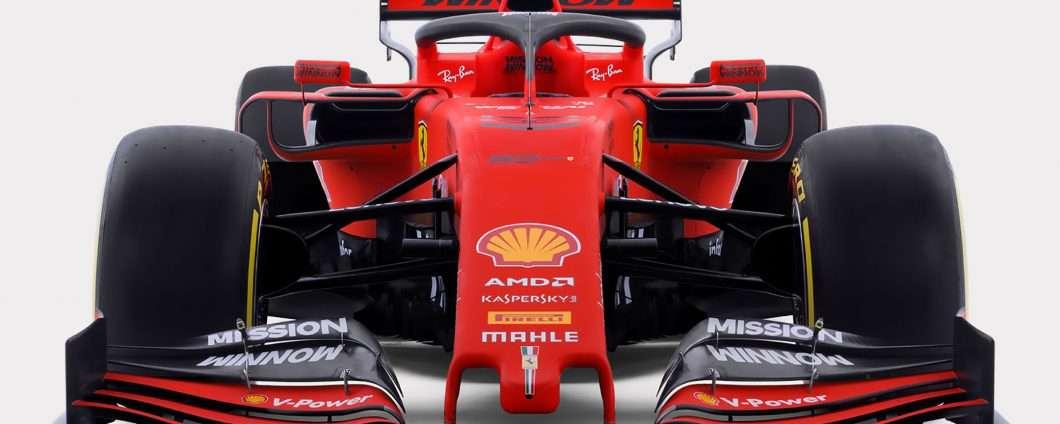 Ecco la Ferrari SF90 che correrà in Formula 1